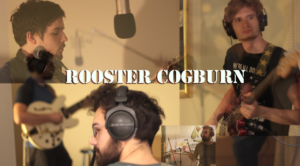 Rooster Cogburn 2018